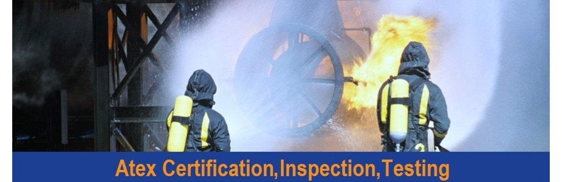 Atex Certification Inspection Testing