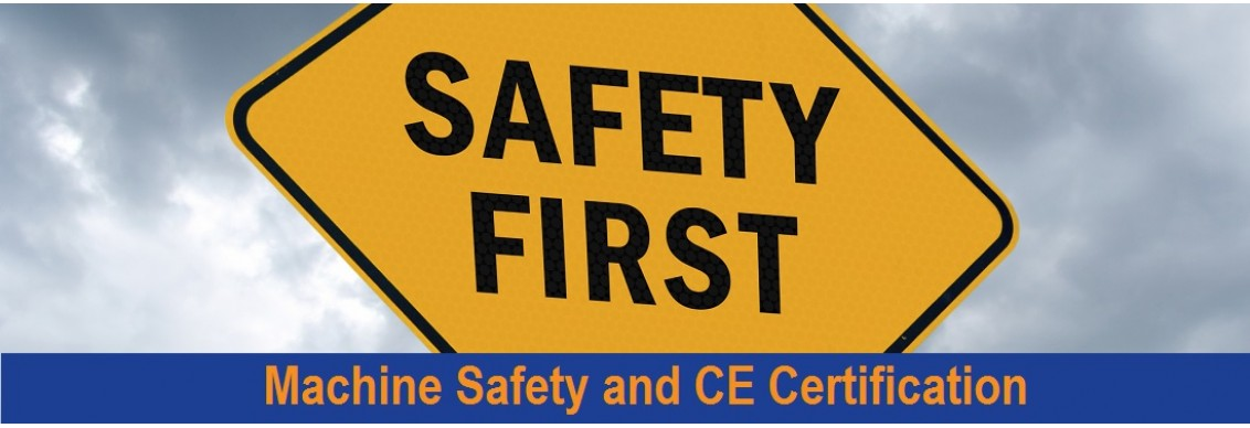 Machine Safety and CE Certification