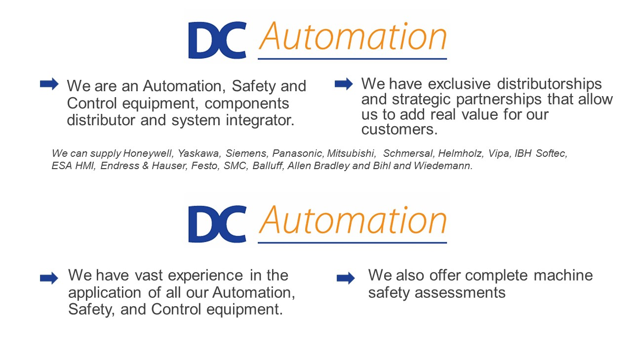 DC Automation | Automation and Safety Solutions